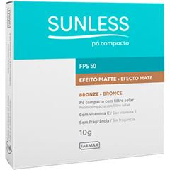 Po Compacto Sunless Bronze Fps 50 10g