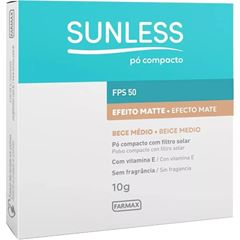 Po Compacto Sunless Medio Fps 50 10g