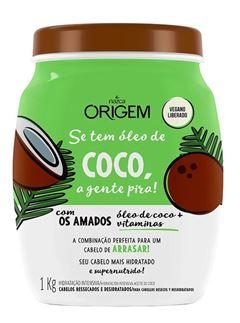 Creme de Hidratacão Origem 1 kg Oleo de Argan