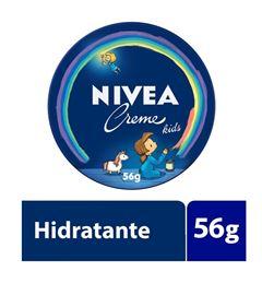 Creme Hidratante Nivea Kid 56 gr Lata