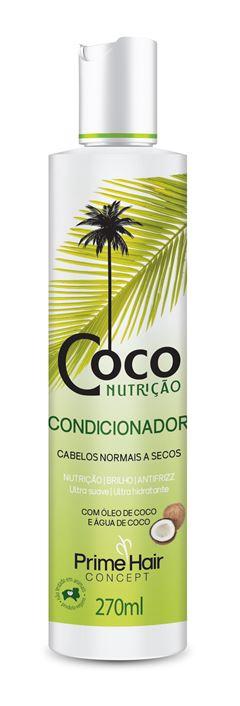 Condicionador Prime Hair Concept 270 ml Coco Nutric?o