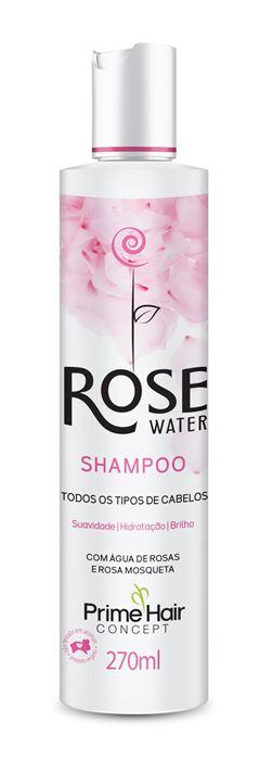 Shampoo Prime Hair Concept 270 ml Rose Water