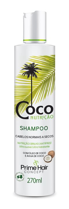 Shampoo Prime Hair Concept 270 ml Coco Nutric?o