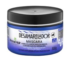 Mascara de Tratamento Prime Hair Concept 300 gr Desamarelador