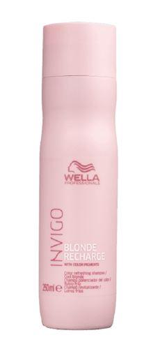 Shampoo Wella Professionals Invigo 250 ml Blond Recharge