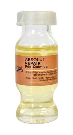 Ampola L oreal Professionnel Serie Expert 10 ml Absolut Repair Pos-Quimica
