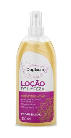 Loção de Limpeza Depilsam 310 ml