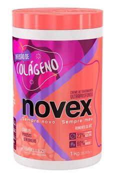 Creme de Tratamento Novex 1 kg Infusão de Colágeno