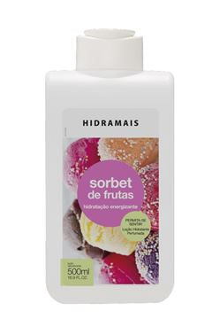 Loção Hidratante Hidramais 500 ml Sorbet de Frutas