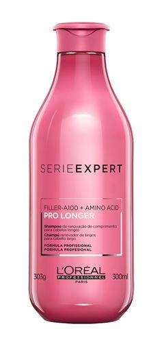 Shampoo L oréal Professionnel Serie Expert 300 ml Pro Longer