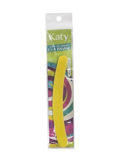 Lixa de Unha Katy Banana Canário