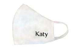 Máscara de Proteção Katy Antiviral Branca