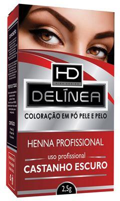 HENNA SOBRANC DELINEA 2,5GR   CAST ESC