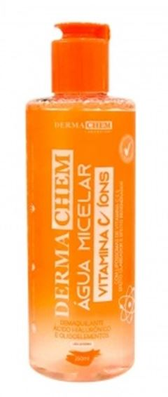 Água Micelar Dermachem 250ml Vitamina C