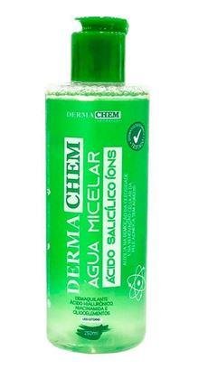 Água Micelar Dermachem 250 ml Ácido Salicílico