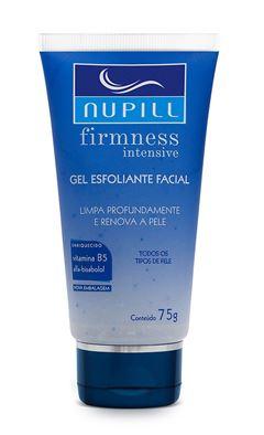 Gel Esfoliante Facial Nupill 75 gr Firmness Intensive