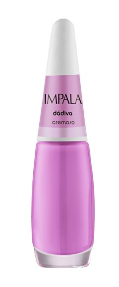Esmalte Impala Novas Cores Cremoso 7,5 ml Dádiva