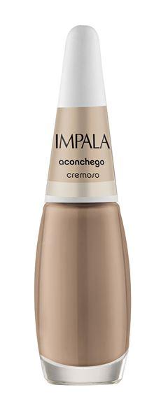 Esmalte Impala Novas Cores Cremoso 7,5 ml Aconchego