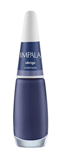 Esmalte Impala Novas Cores Cremoso 7,5 ml Abrigo
