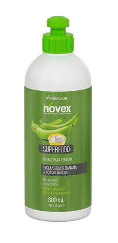 Creme para Pentear Novex Superfood 300 ml Biomassa de Banana & Açúcar Mascavo
