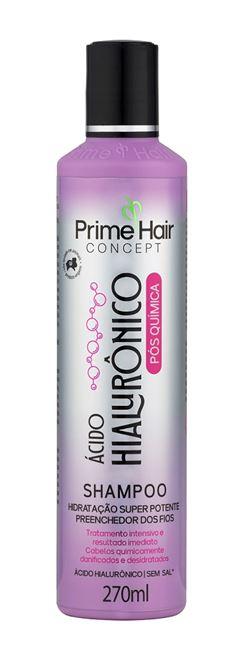 Shampoo Prime Hair Concept 270 ml Acido Hialuronico