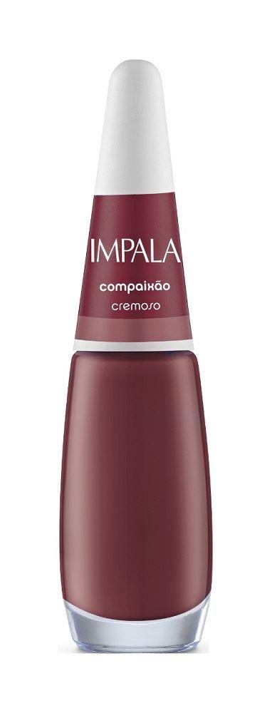 Esmalte Impala Novas Cores Cremoso 7,5 ml Compaixão