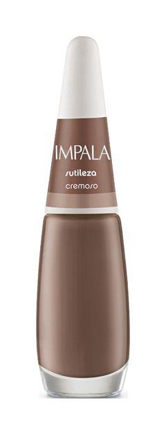 Esmalte Impala Novas Cores Cremoso 7,5 ml Sutileza