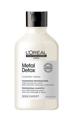 Shampoo L oréal Professionnel Serie Expert 300 ml Metal Detox