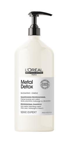 Shampoo L oréal Professionnel Serie Expert 1500 ml Metal Detox