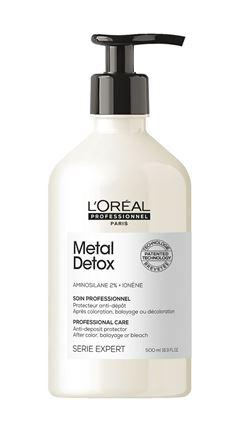 Protetor Anti Depósito L oréal Professionnel Serie Expert 500 ml Metal Detox