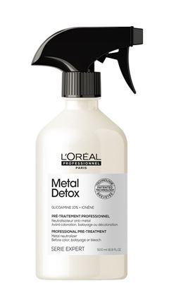 Pré Tratamento L oréal Professionel Serie Expert 500 ml Metal Detox