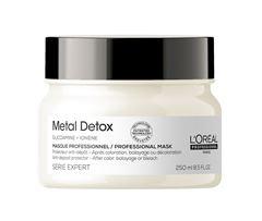 Máscara de Tratamento L oréal Professionnel Serie Expert 250 ml Metal Detox