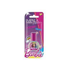 Esmalte Infantil Impala Barbie com Blister Antenada