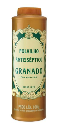 Polvilho Antisseptico Granado 100 gr Tradicional