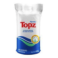 Algodão Topz Hidrofilo 500 gr