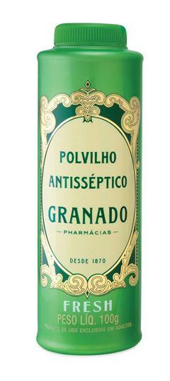 Polvilho Antisseptico Granado 100 gr Fresh