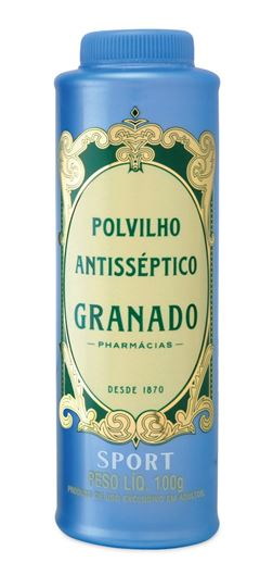 Polvilho Antisseptico Granado 100 gr Sport