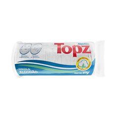 Algodão Topz Discos 37 gr