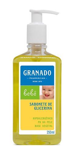 Sabonete Líquido Granado Bebê 250 ml Tradicional