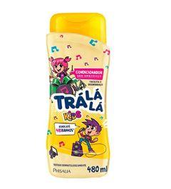 Condicionador Tra La La Kids 480 ml Extra Desembaraco