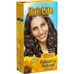 Creme para Alisamento Hair Life Embelleze 180 gr Relaxin & Natural