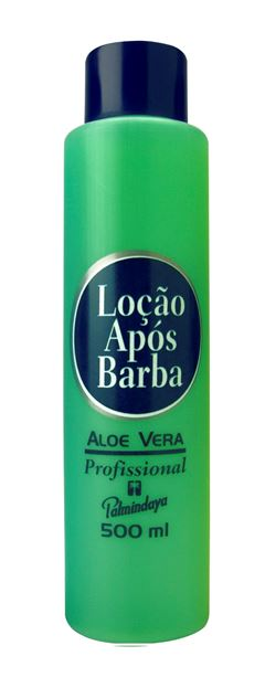 Loção Após Barba Palmindaya 500 ml Aloe Vera