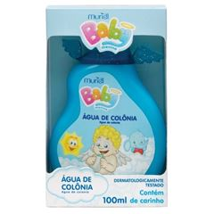 Agua de Colonia Muriel Baby 100 ml Menino