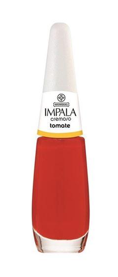 Esmalte Impala Cremoso Tomate Blister 7,5ml