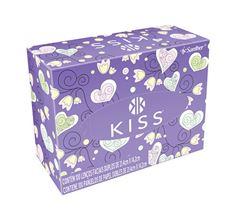 LENC PAPEL KISS               C/100