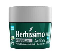 Desodorante Creme Herbíssimo 55 gr Action