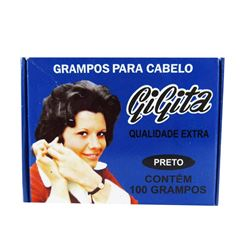 GRAMPO GIGITA  N 7 C/ 100     BOLA PRETO