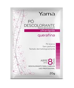 Po Descolorante Yama 20 gr Queratina
