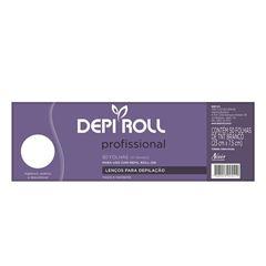 Lencos para Depilac?o Depi Roll 50 unidades