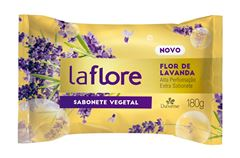 Sabonete Davene La Flore 180 gr Flor de Lavanda